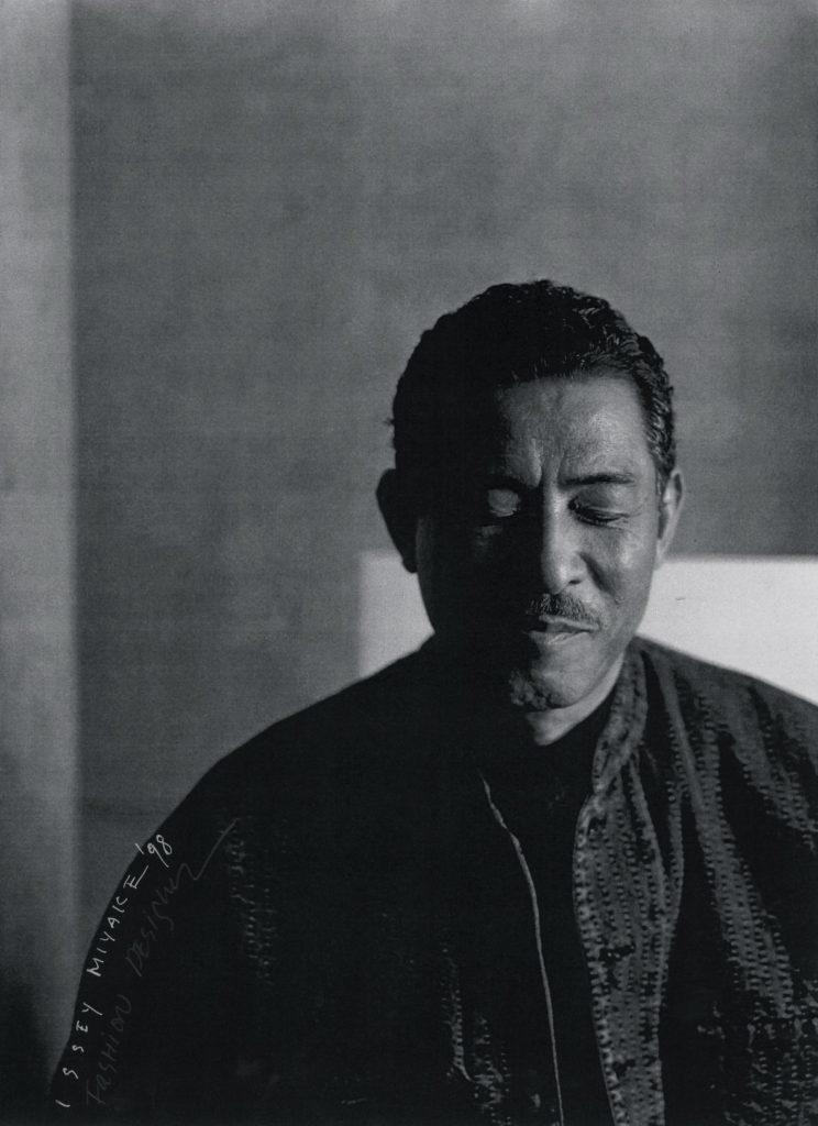 Issey Miyake (© by Yuriko Takagi)