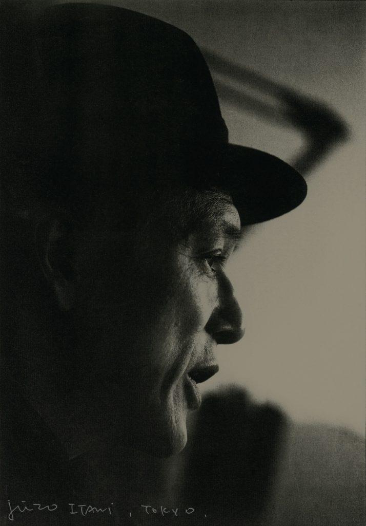 Juzo Itami (© by Yuriko Takagi)