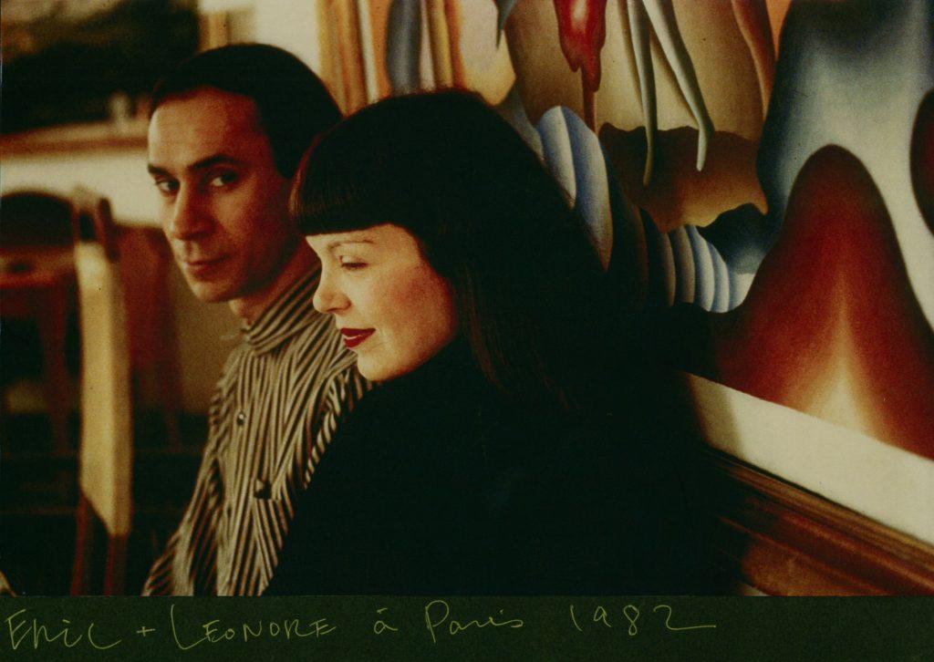 Eric + Leonard (© by Yuriko Takagi)
