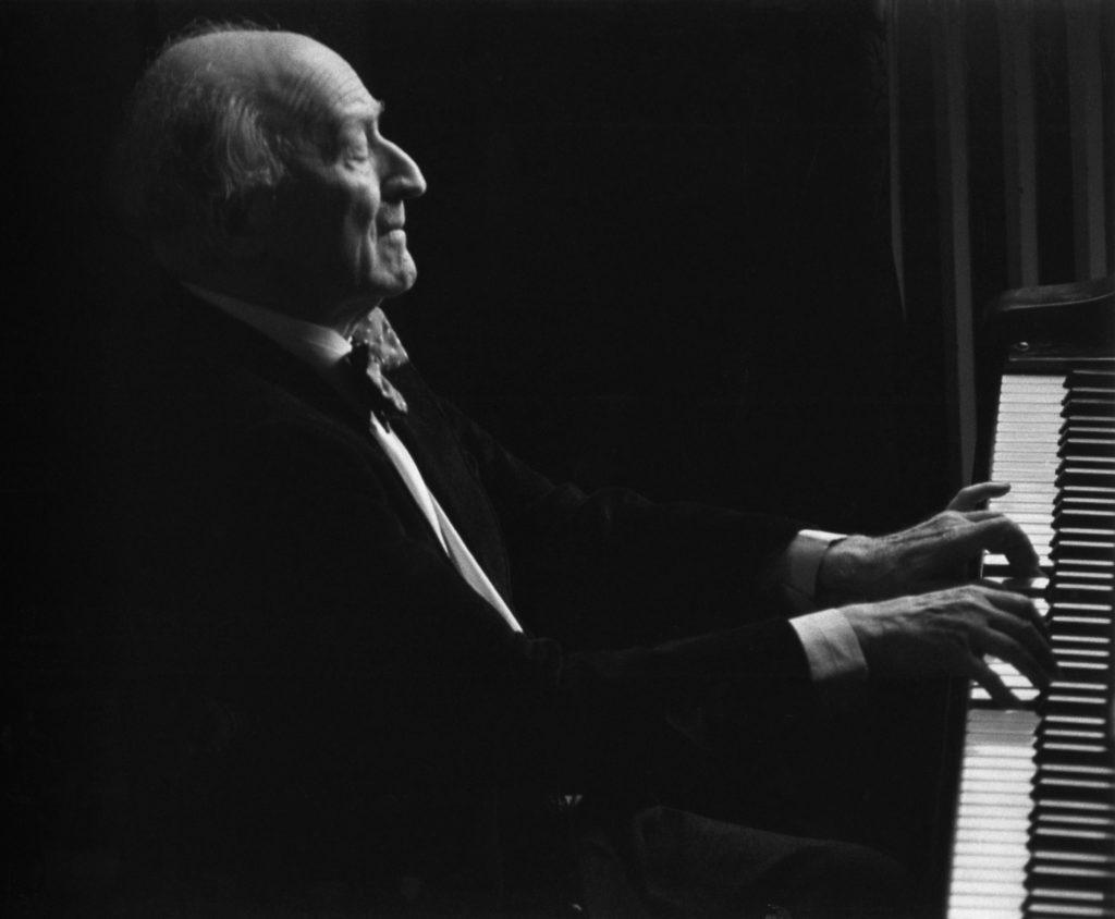 Louis Kentner (© by Yuriko Takagi)