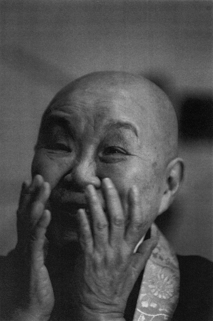 Jakucho Setouuchi (© by Yuriko Takagi)