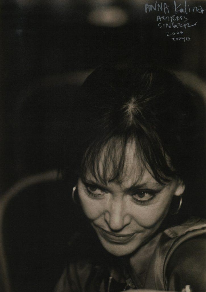 Anna Karina (© by Yuriko Takagi)