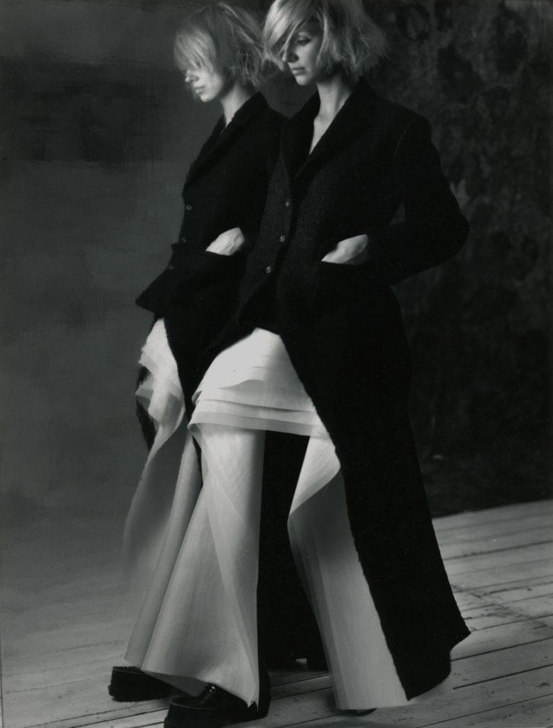 Yohji Yamamoto (© by Yuriko Takagi)