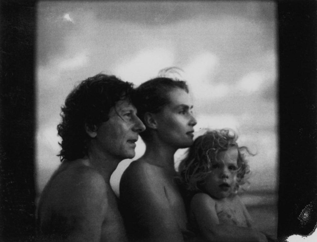Roman Polanski' Family (© by Yuriko Takagi)