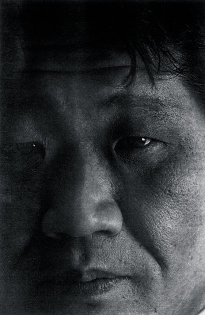 Kenji Nakagami (© by Yuriko Takagi)