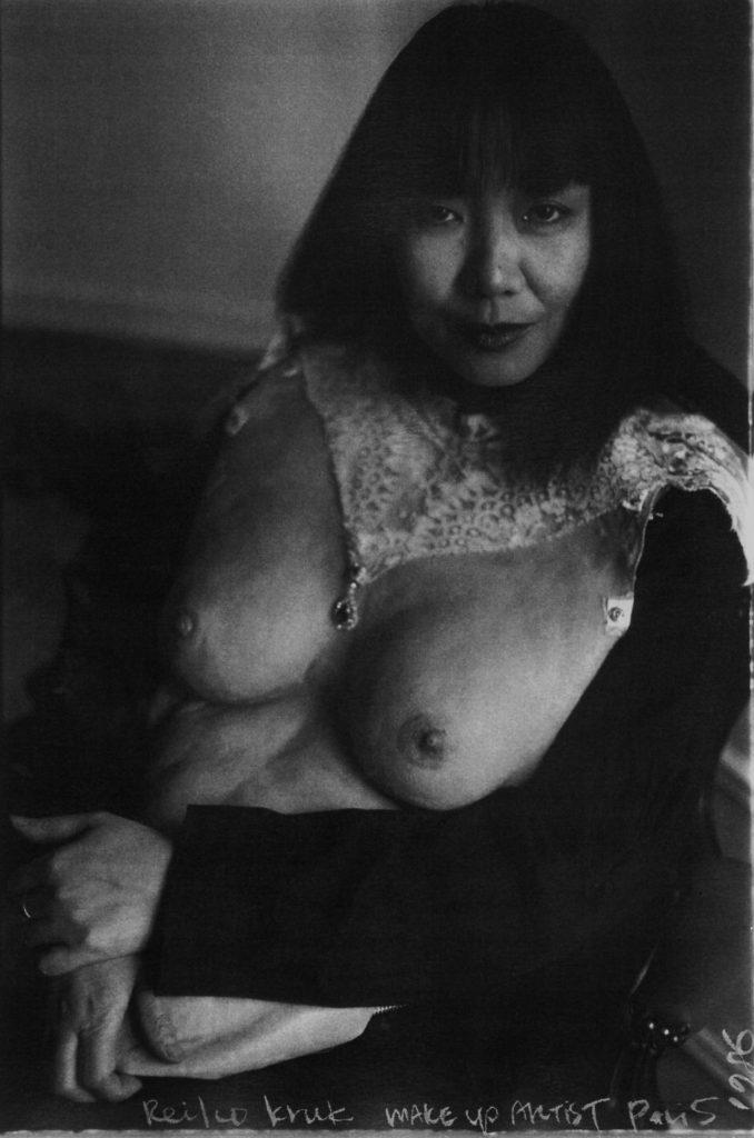 Reiko Kruk (© by Yuriko Takagi)