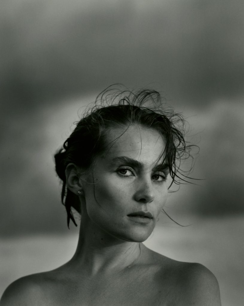 Emmanuelle Seigner (© by Yuriko Takagi)